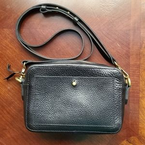 Madewell Leather Camera Bag